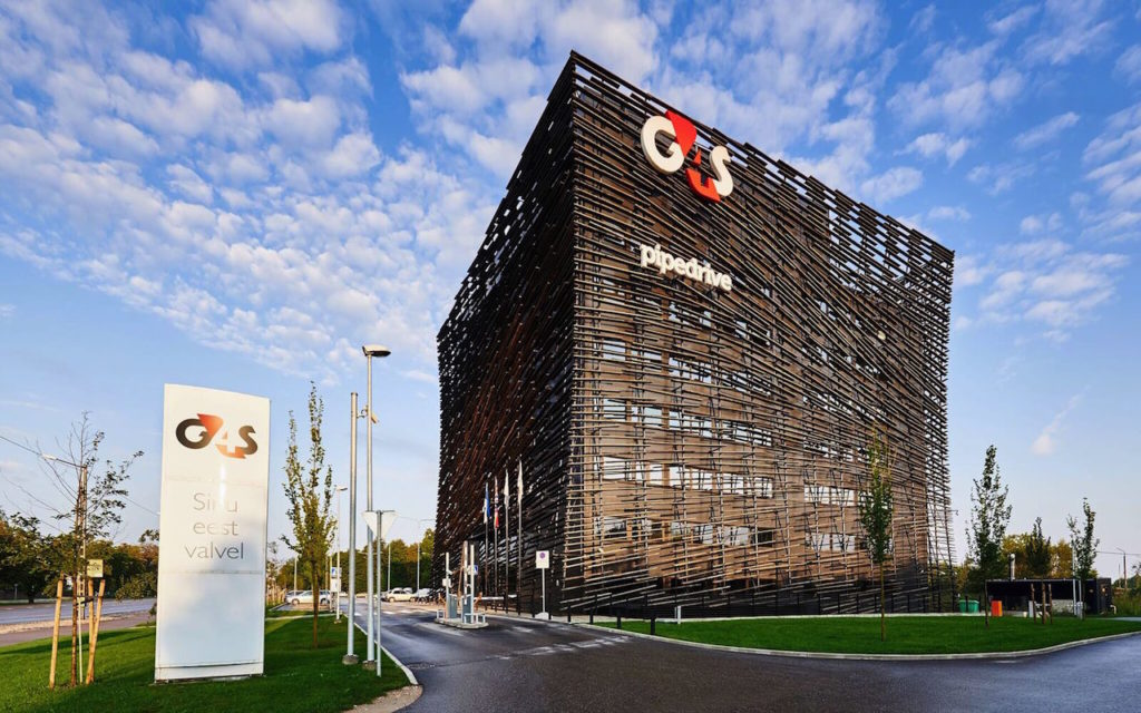 G4S headquarters owned by Baltic Horizon Fund