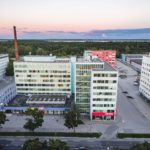 Lincona office complex - Baltic Horizon Fund